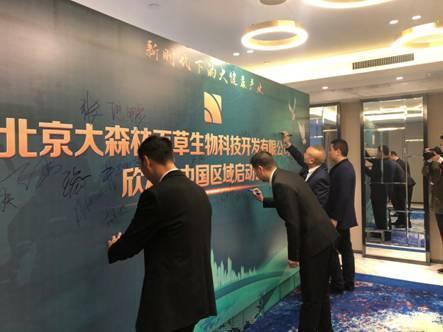 欣糖6新时代下的大健康产业中国区域启动会
