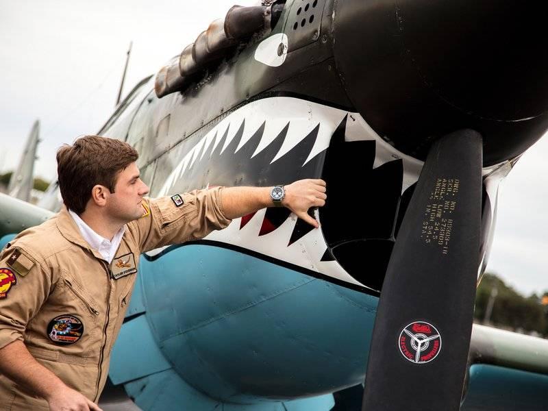 空中梦魇:「鲨鱼」飞虎队的前世今生