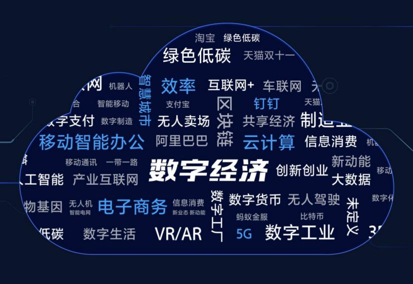 创新数字技术,区块链赋能实体经济发展