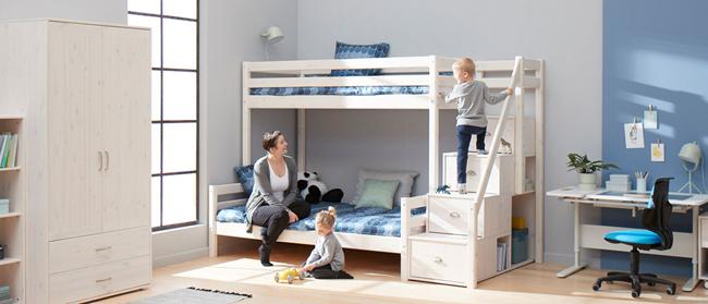 FLEXA(芙莱莎)儿童家具——始于儿童,所以更关注儿童