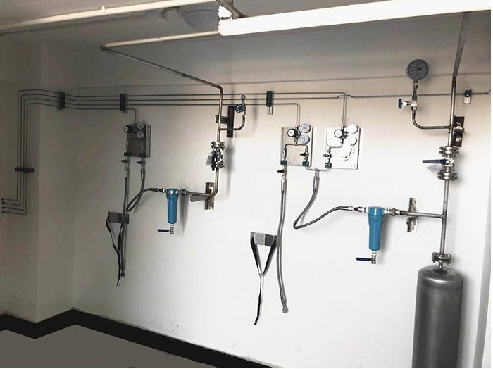 小唐科技—实验室气体管道工程集中供气系统的要求