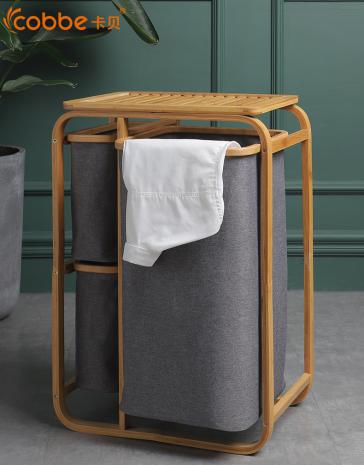 自然印记——卡贝楠竹衣篮