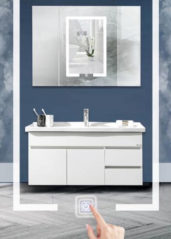 卡贝双十一好货智能浴室柜 懂生活更懂你