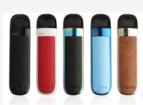 电子烟黑马频出 哪匹马最嗨!微刻Veiik产品广受好评