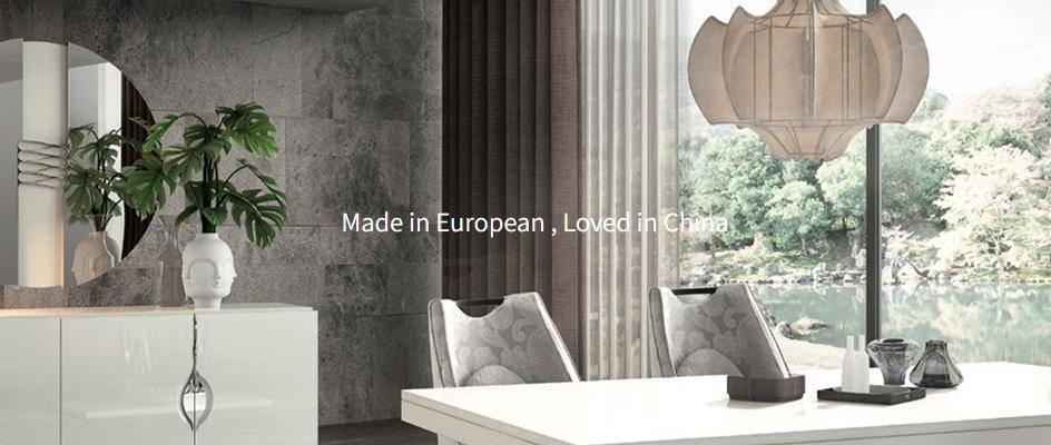 KIC品牌家居诠释欧洲家具风格分类