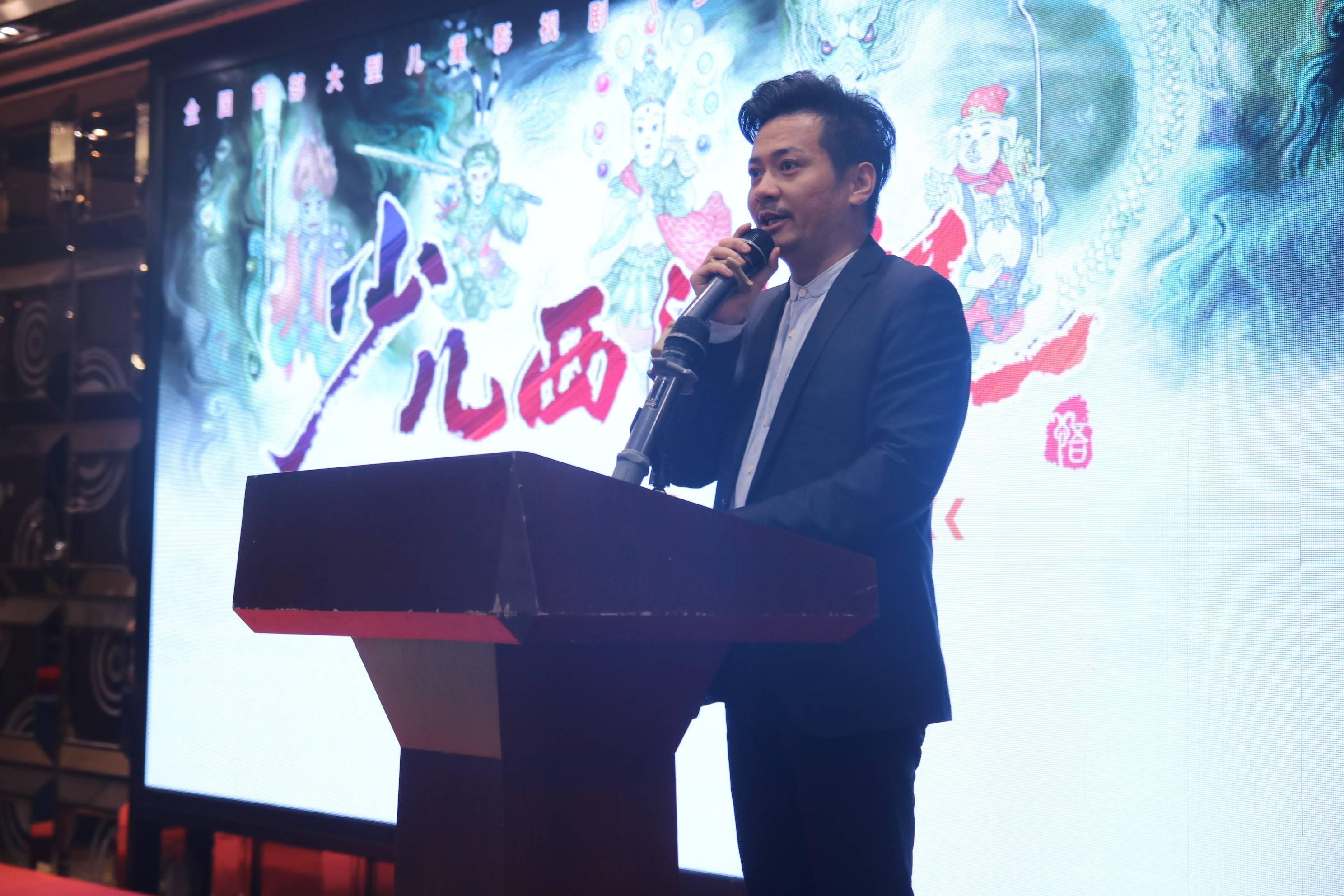 《少儿西游记》小演员选拔温岭赛区新闻发布会圆满落幕(图7)
