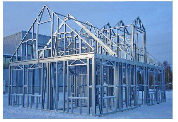 河南法兰印象轻钢建筑品牌:提供装配式绿色建筑整体解决方案