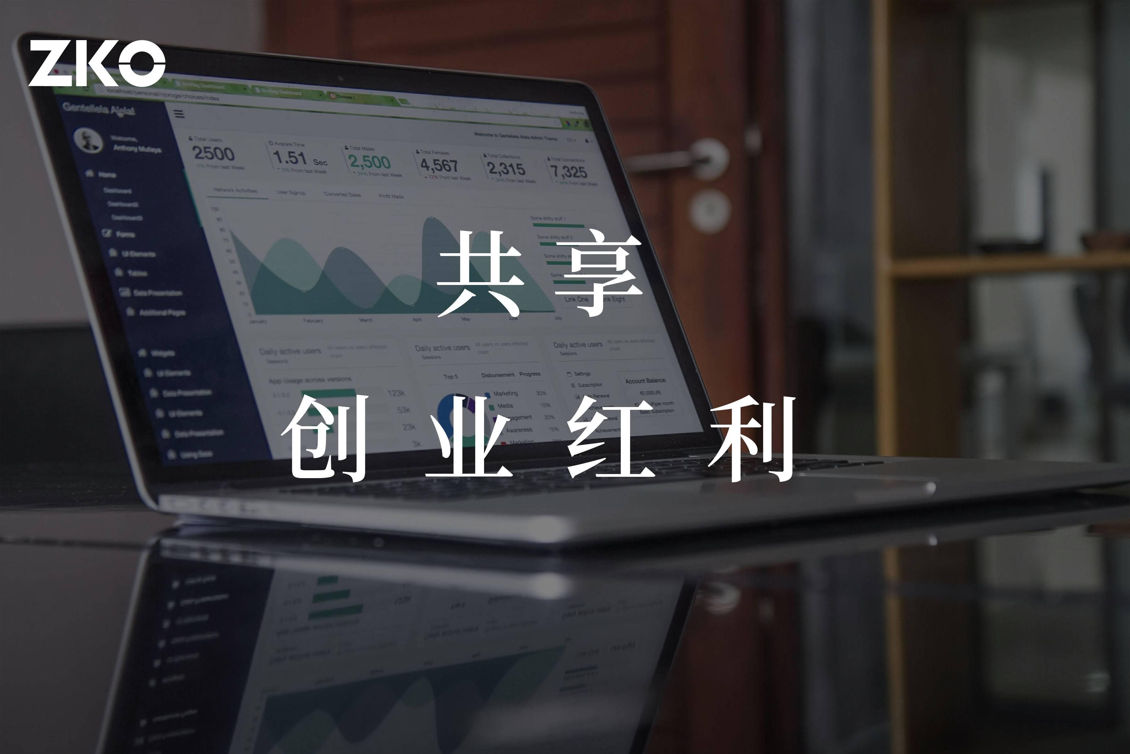 """人人都在""""搞副业"""",ZKO APP帮你撬动下一个社交电商市场"""