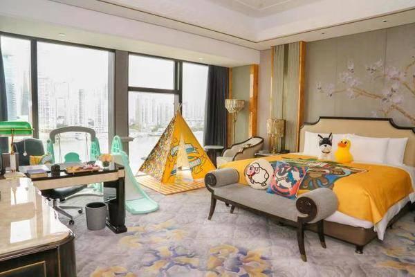 """上海万达瑞华酒店推出""""欢乐一家行""""套票.jpg"""