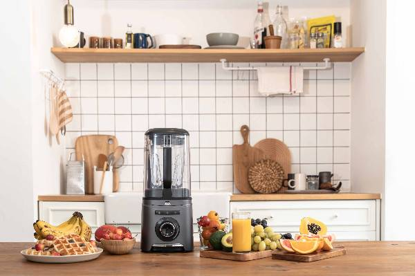 菲仕乐智能破壁果汁机清鲜上线,健康品质双体验