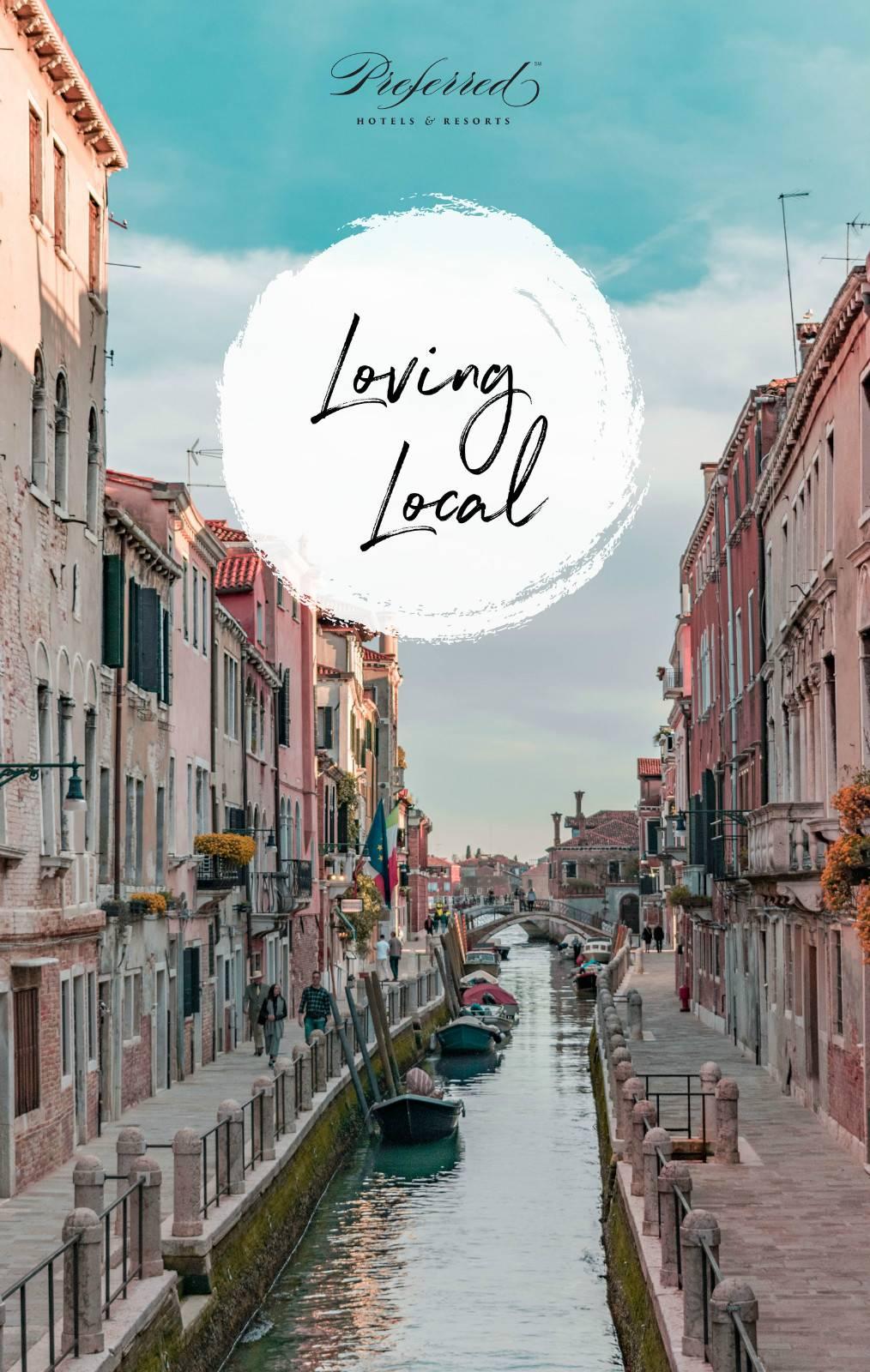 """璞富腾酒店及度假村启动""""发现身边""""Loving Local全球优惠活动"""