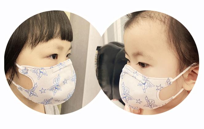 中国儿童口罩第一品牌---翌生美儿童立体医用口罩