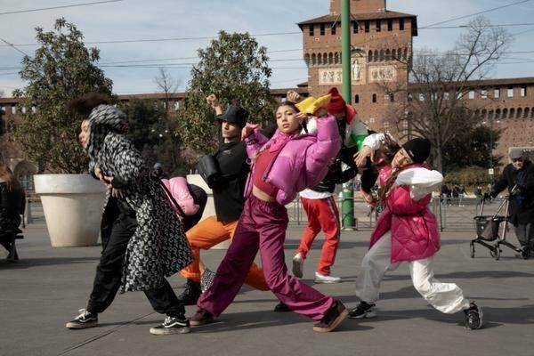 各路明星的宠儿,DUVETICA杜威迪嘉演绎街头新时尚