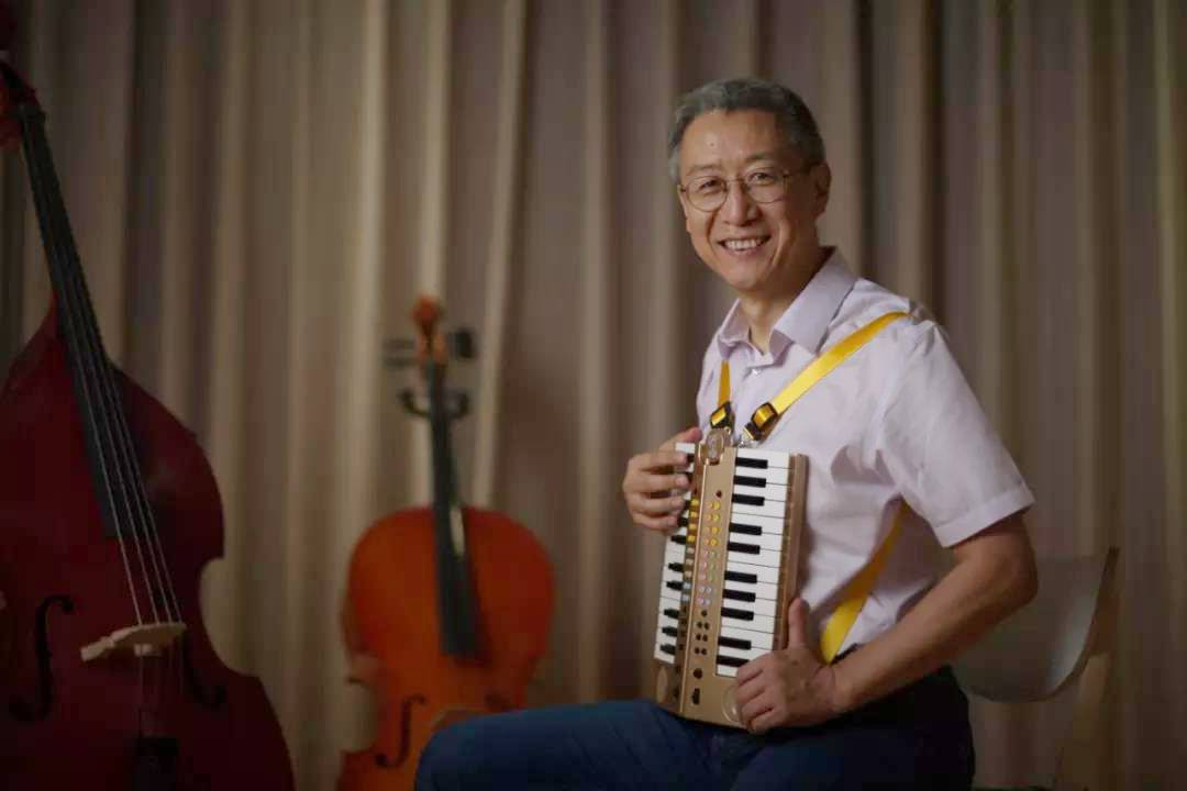 """中央音乐学院周海宏教授音乐启蒙研发课程""""亮相琴星"""""""