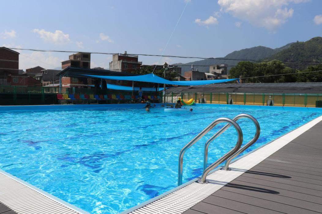 游泳项目列入中小学体育必修课!钢结构游泳池建造行业将加速发展(图4)