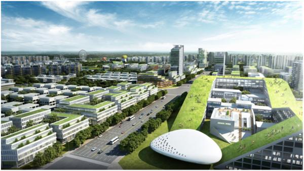 北方春巡|唐山华侨城——今日城市后花园,未来都市梦中心