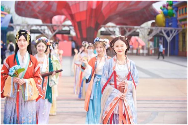 北方春巡|京津欢乐谷狂想青春季,海量欢乐奔涌而来