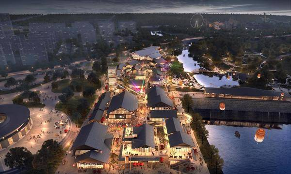 创建淄博城市花园 创想城市文旅价值