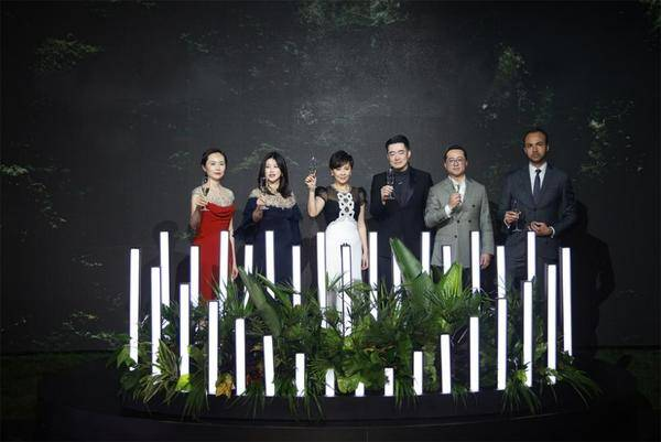 世界风尚缦园之夜|缦合.北京再次璀璨全球