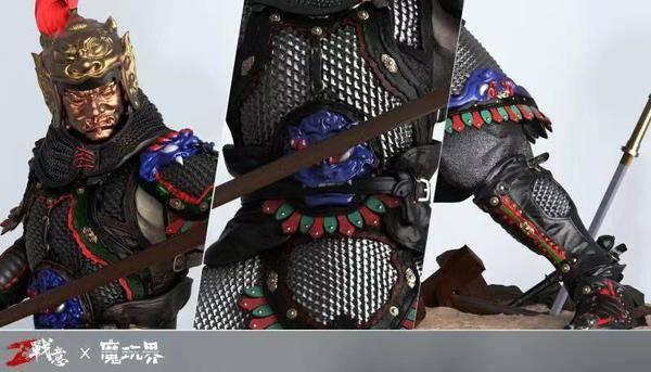 再现匠心!《战意》首款官方手办雕塑天御神策&怒目天王发售预告  业内 第9张
