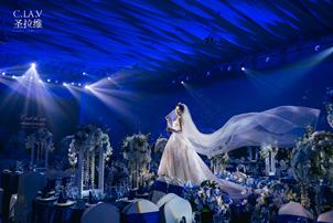 「圣拉维(C.LA.V)」见证婚礼的别样繁华