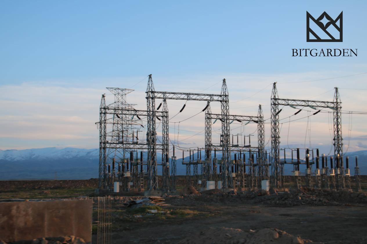 行业聚焦:比特矿园建立500MW大规模矿场
